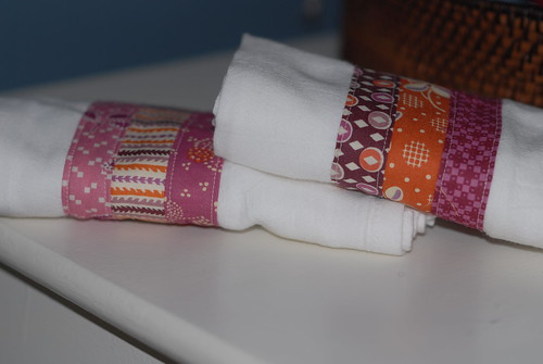 Patchwork Dish Towels