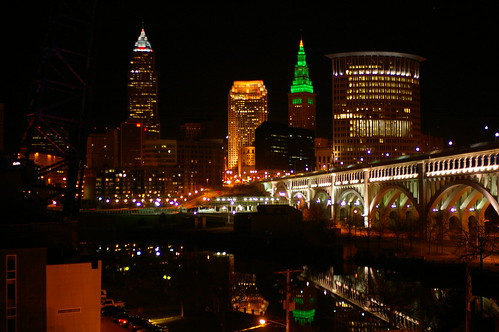 Cleveland on St. Pats
