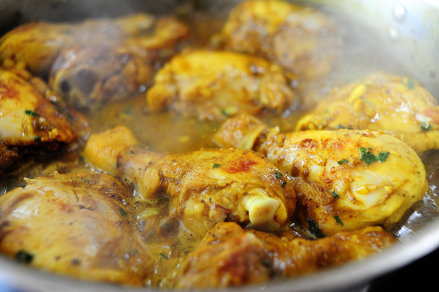 Tom's Trinidadian Chicken Curry | The Pioneer Woman Cooks ...