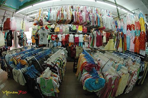 Ben Thanh Market 010