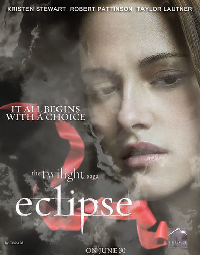 Eclipse Movie Poster (fanmade) by twilight-saga-fan-trish.