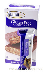 Glutino Gluten Free Dark Chocolate Candy Bar