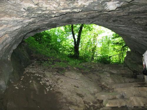 Сочи, Хостинский район: Воронцовская пещера