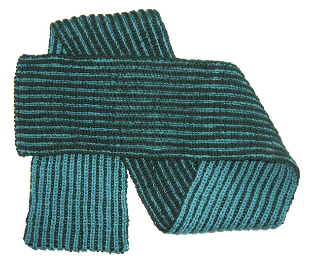 Cast On With Two Colors A Free Knit Tutorial