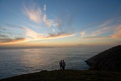 Esperanza (Otema) Tags: sunset espaa atardecer spain asturias avils nwn gozn sanjuandenieva