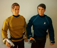 Men  of  Action (napudollworld) Tags: sexy trek star twilight action jacob barbie guys figure kirk mccoy