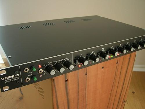 VCPS8 1U standalone