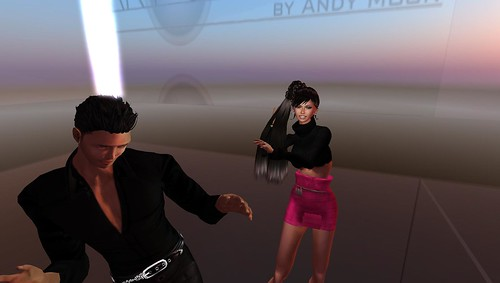 xavier, raftwet at andy moon & art unnamed records