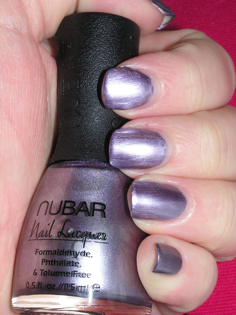 Nubar SC5 Erratic Purple 3C with TC