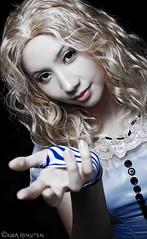 Alice (KiraHokuten) Tags: cosplay alice ashley wonderland gosiengfiao