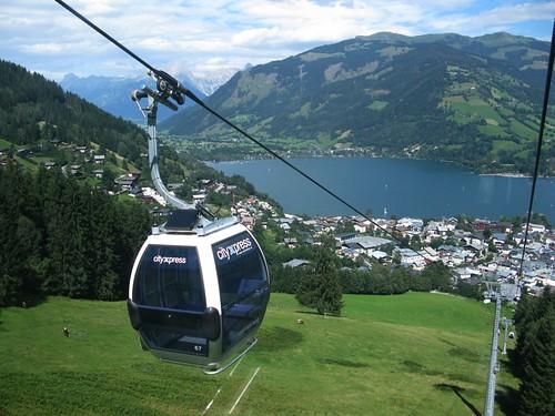 city salzburg geotagged austria europe lift express zellamsee aut kaprun xpress geo:lat=4732127778 geo:lon=1278755556