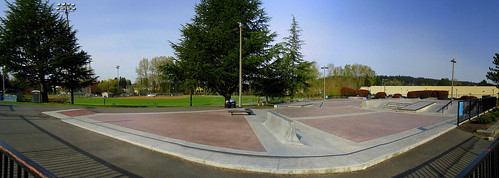 Bellevue Skate Park