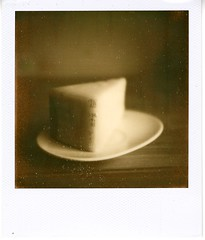 08 - cheese (akki14) Tags: cheese polaroid sx70 px100 impossibleproject