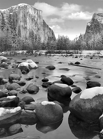 El Cap and Merced River2