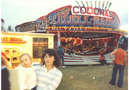 Gina And John Hope Cranhill Park, 1981