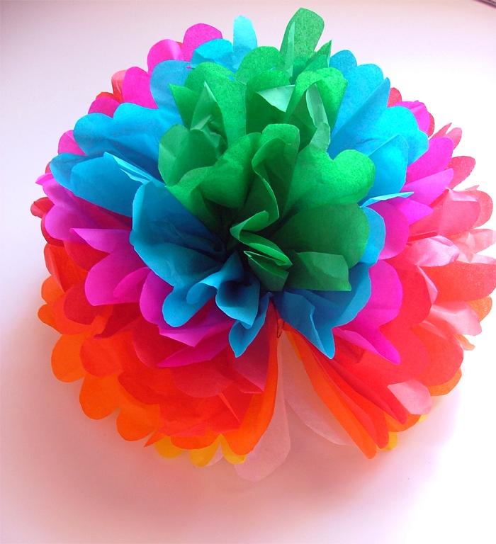 tutorial floral pompons 09