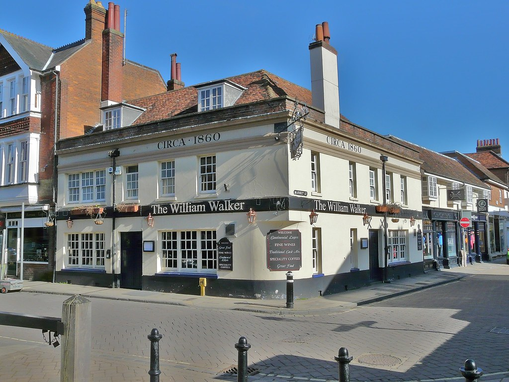 The William Walker, Winchester, Hampshire