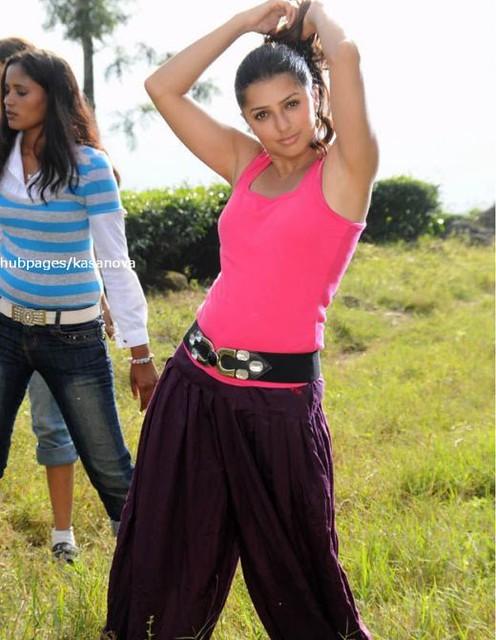 Bhumika chawla armpits