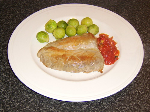 Pork Fillet Tenderloin with Sweet and Spicy Chilli Sauce