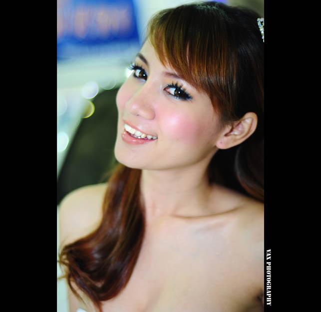 Bangkok Motor show girls 13
