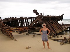 Ash and Moheno Wreck