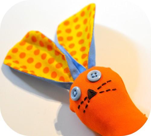 bunny bowling pins