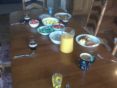 Easter Breakfast