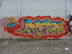 Profits by Jurne (anarchosyn) Tags: art graffiti oakland yme bayarea nr profits tge jurne