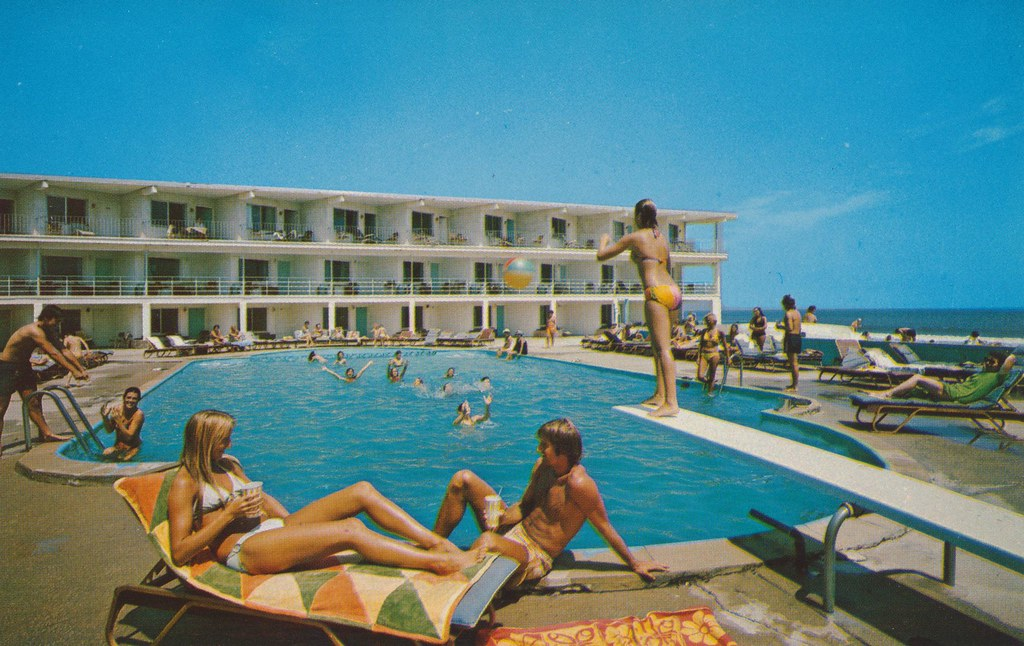 Beacon Manor Hotel and Motel - Point Pleasant Beach, New Jersey