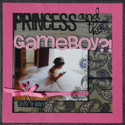 Princess & The Gameboy?!