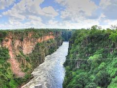 Over the Zambezi