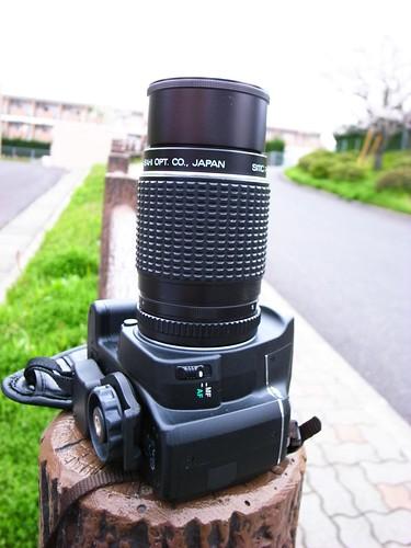 pentax-m 75-150/F4入手...