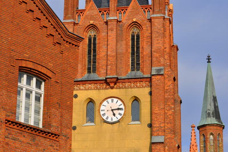 Heilig-Geist-Kirche - Werder an der Havel