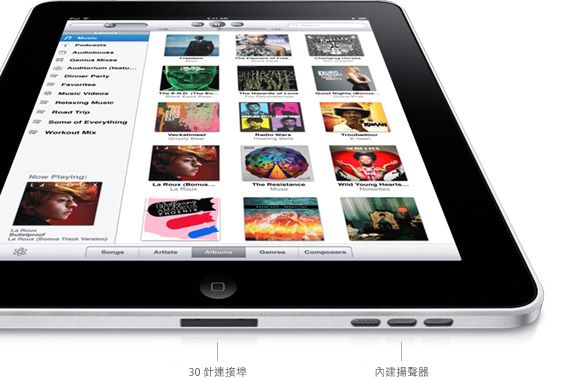 APPLE iPAD超薄的!