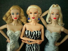 FR  Lana  Turner  Collection (napudollworld) Tags: sexy love lana fashion barbie story blond ethereal turner iconic royalty divas legally