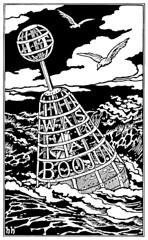 IT WAS A BOOJUM (Bonnetmaker) Tags: gulls conundrum buoy 1876 boojum victorianera englishliterature preraphaelites hiddenimages hiddenpictures buoyant thehuntingofthesnark f4r henryholiday kunstwissenschaft itwasaboojum artsresearch teachingarts teachingliterature snarkartofgoetzkluge visuellesemiotik visualsemiotics flickrforresearch josephswain snarkonundrum interpictorial cryptomorphism