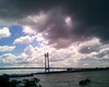 2nd hoogly bridge (Prithwirajthesaha) Tags: river kolkata hoogly 2ndhooglybridge proncepghat