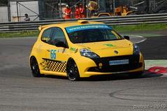 DSC_8746 - Renault Clio RS - Alessandro Mazzolini - Team Alghisi (pietroz) Tags: photo nikon italia foto open photos fotos series endurance monza coppa d40 pietroz pietrozoccola