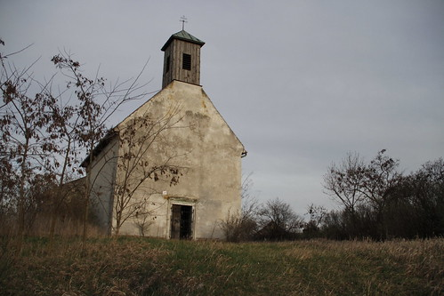 An old Slovakian church