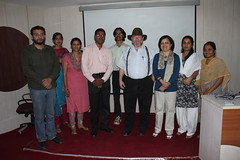 ICAT Bangalore faculty