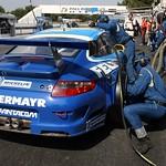 8 Hours of Le Castellet - Le Castellet, France, Apr. 9-11, 2010 <br>Photo courtesy of Porsche Motorsport