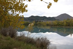 Calmness (Tones Corner) Tags: autumn reflection river nzscene
