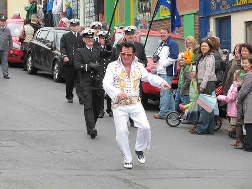 Rocky Mills, Tramore Grand Marshal 2010