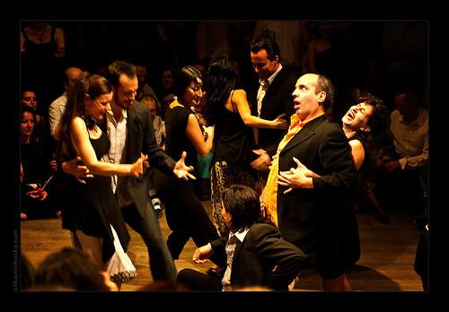 Brussels Tango Festival - Ishka Michocka