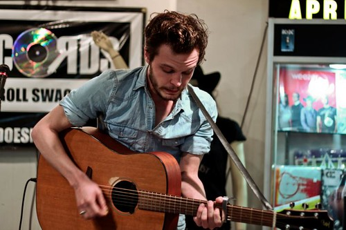 The Tallest Man On Earth—April 17, 2010 @ Criminal Records