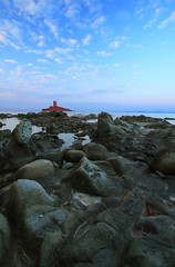 Wake Up (letoxic) Tags: sunset sea mer canon var 1022 saintraphael dramont 40d mditrrane iledor poussa