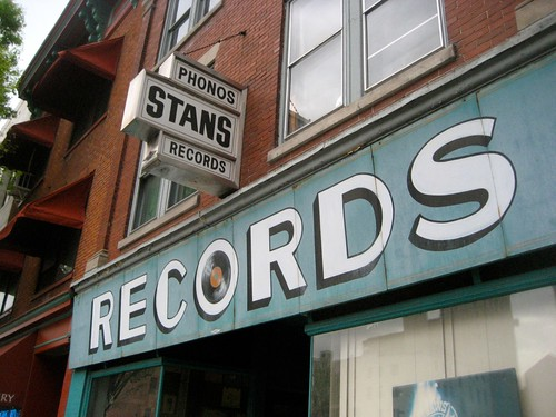 Stan's Records