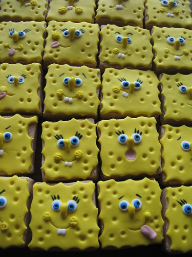 sünger bob kurabiye 001