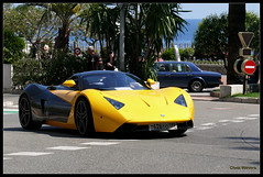 Marussia B1 (Chris Wevers) Tags: montecarlo monaco panasonic dmc b1 fz50 topmarques marussia chriswevers
