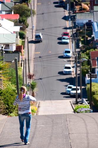 Dunedin - The World Steepest Street 06